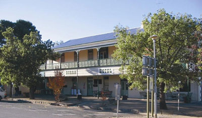 Burra Miners' Arms Hotel