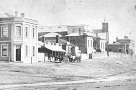 Burra Town Hall 1879